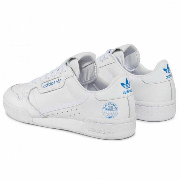 Adidas Continental 80 fehér férfi utcai cipő