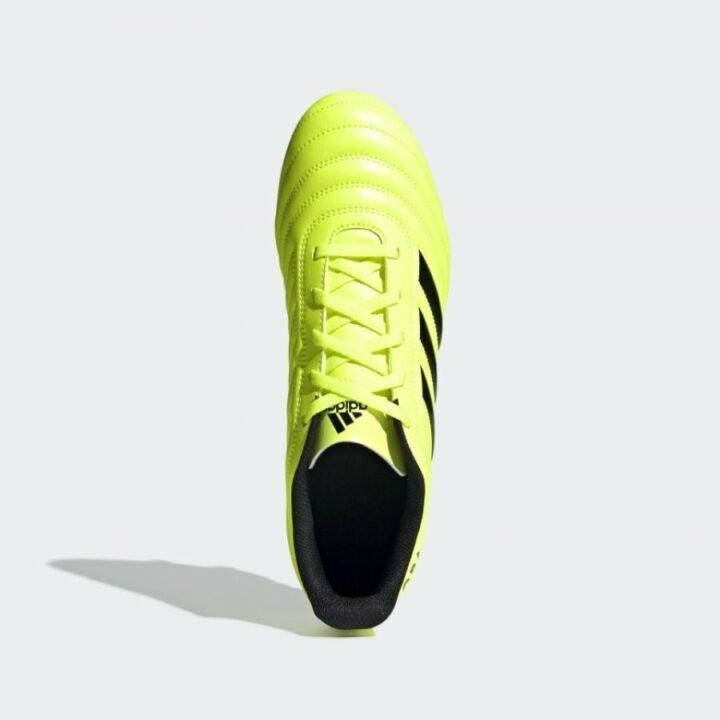 Adidas COPA 19.4 sárga férfi focicipő