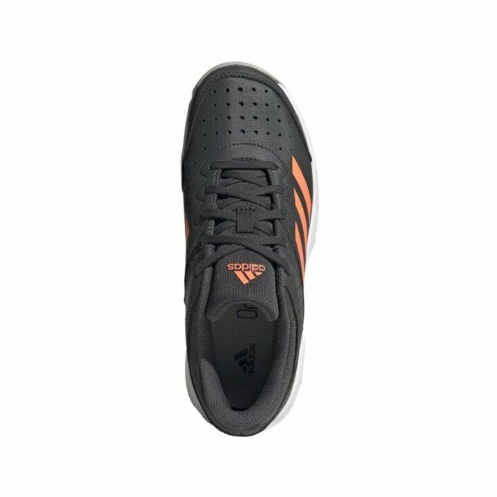 Adidas Court Stabil szürke kézilabdacipő