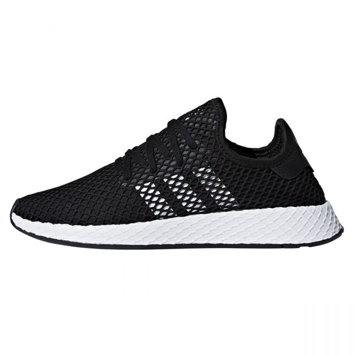 Adidas Deerupt Runner J fehér női utcai cipő