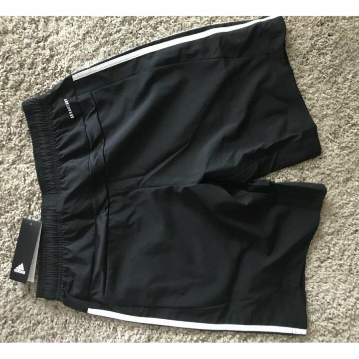 Adidas fekete férfi rövidnadrág
