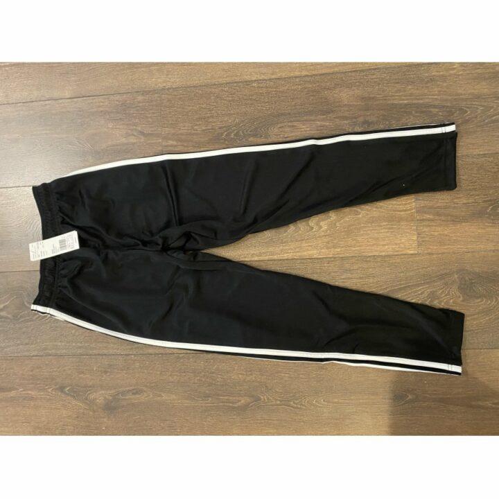 Adidas fekete melegítő nadrág