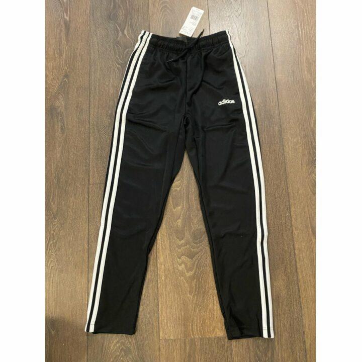 Adidas fekete melegítő együttes