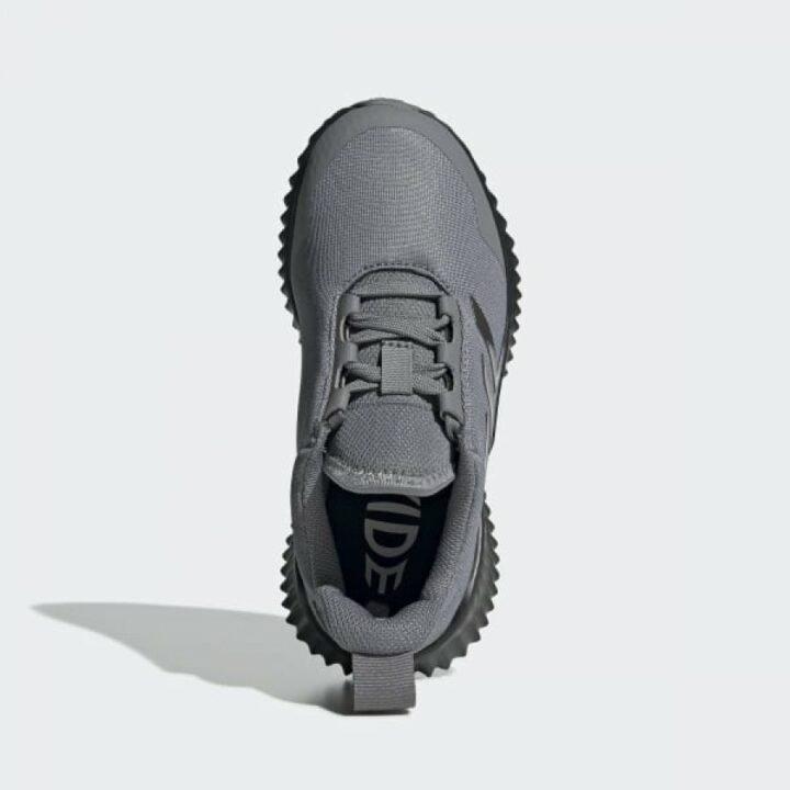 Adidas FortaRun Wide szürke utcai cipő
