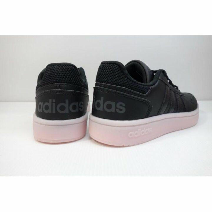 Adidas  Hoops 2.0 fekete női utcai cipő