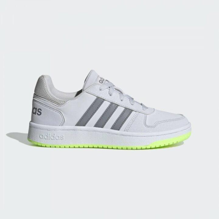 Adidas Hoops 2.0 K fehér utcai cipő
