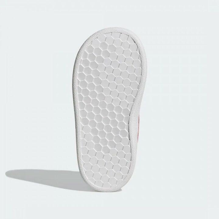 Adidas kék bébi utcai cipő