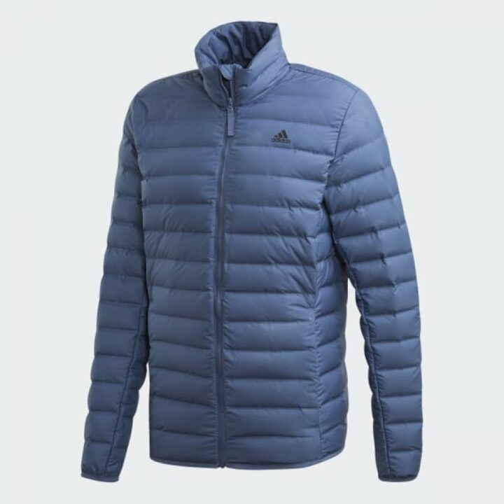 Adidas kék férfi kabát