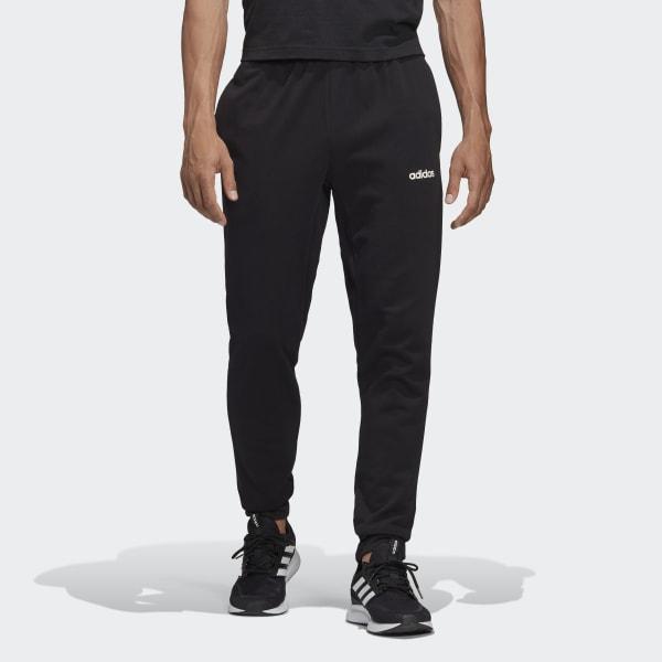 Adidas M EM Pant fekete férfi melegítőnadrág