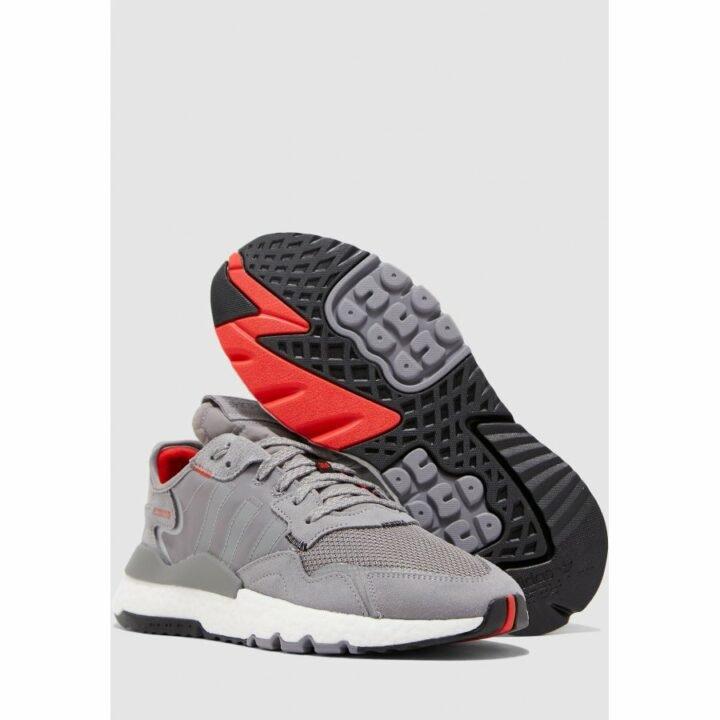 Adidas Nite Jogger szürke férfi sportcipő