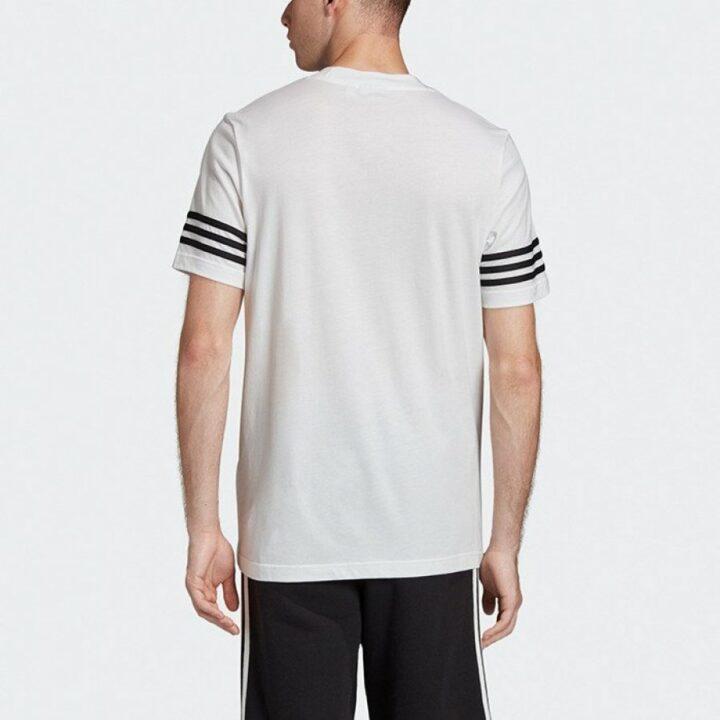 Adidas Originals fehér férfi póló