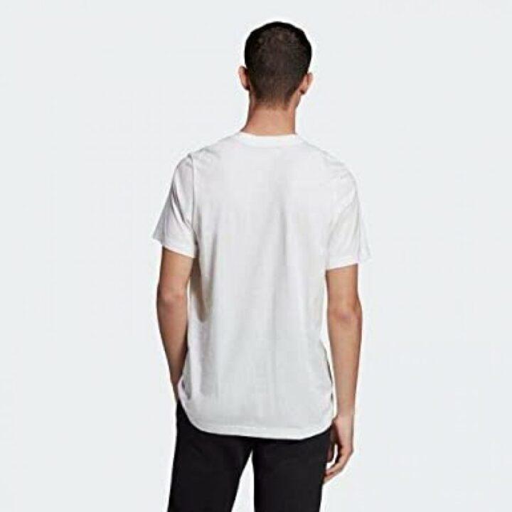 Adidas Originlas fehér férfi póló