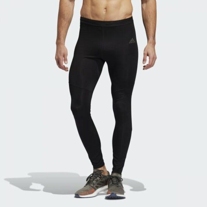 Adidas OWN THE RUN fekete férfi aláöltözet
