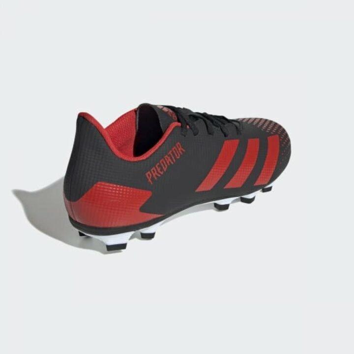 Adidas Predator 20.4 FxG fekete férfi teremcipő
