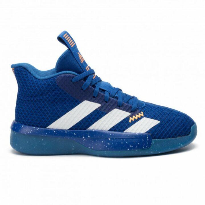 Adidas Pro Next 2019 kék férfi kosárlabdacipő