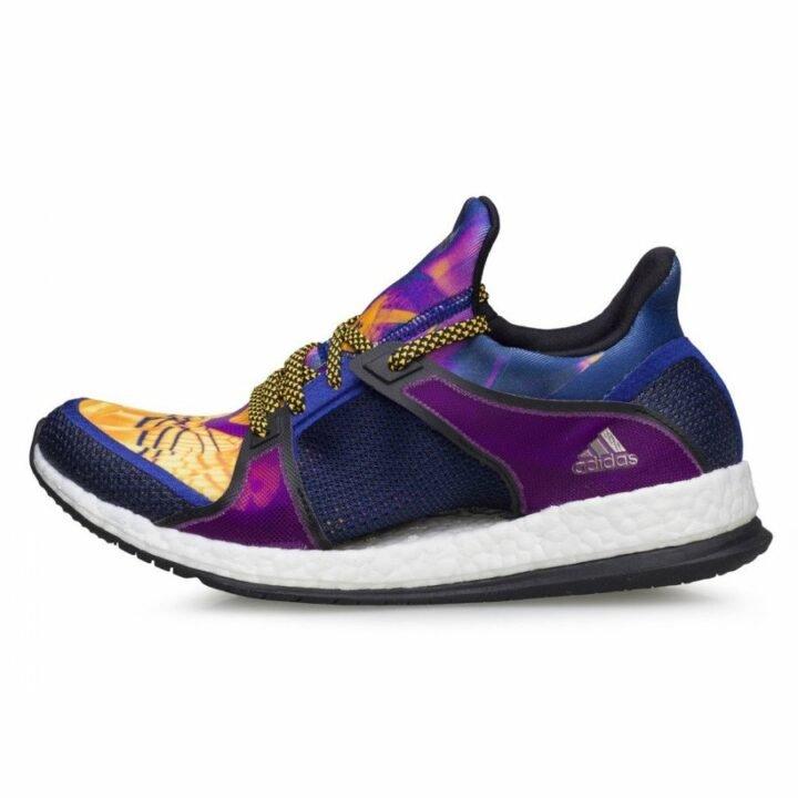 Adidas Pure Boost X kék női sportcipő