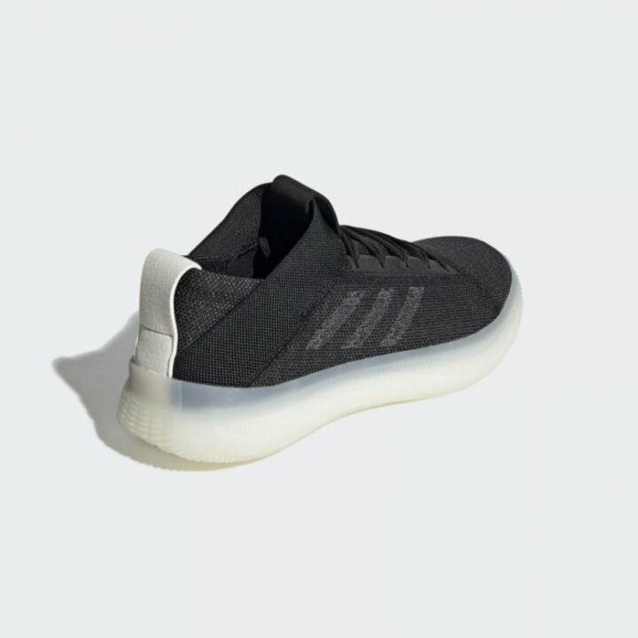 Adidas PureBOOST Trainer M fekete férfi utcai cipő