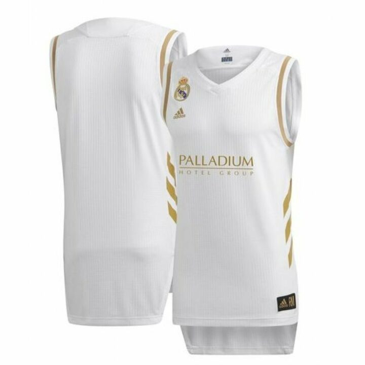 Adidas Real Madrid HOME Jersey fehér férfi trikó