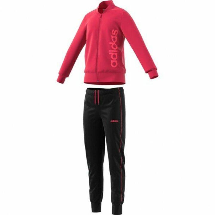 Adidas rózsaszín melegítő együttes