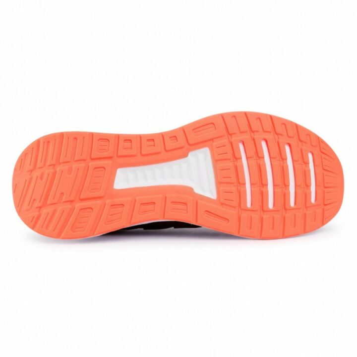 Adidas Runfalcon fekete férfi sportcipő