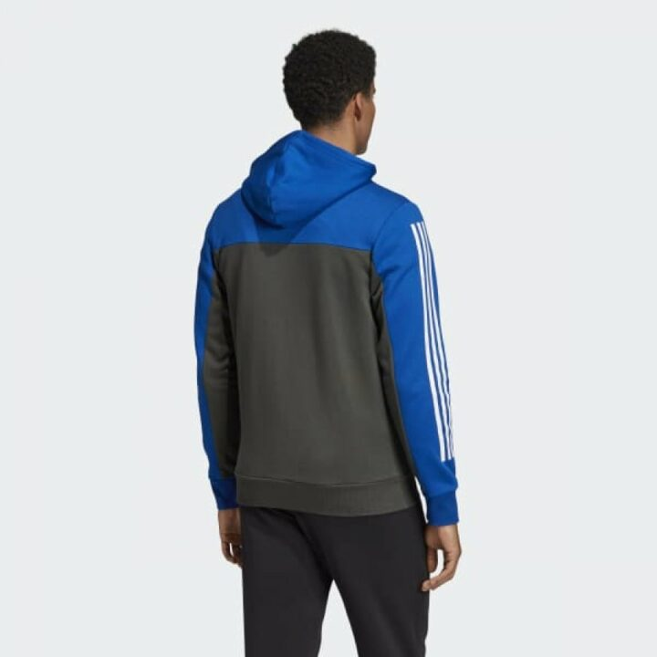 Adidas Sport ID fekete férfi pulóver