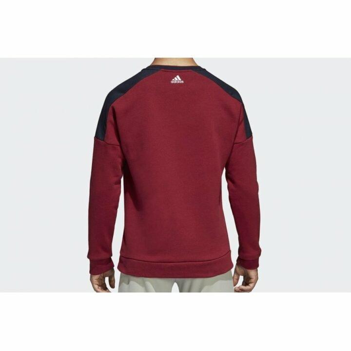 Adidas SPORT ID SWEATER piros férfi pulóver