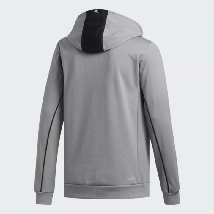 Adidas STP B-BAL szürke férfi pulóver