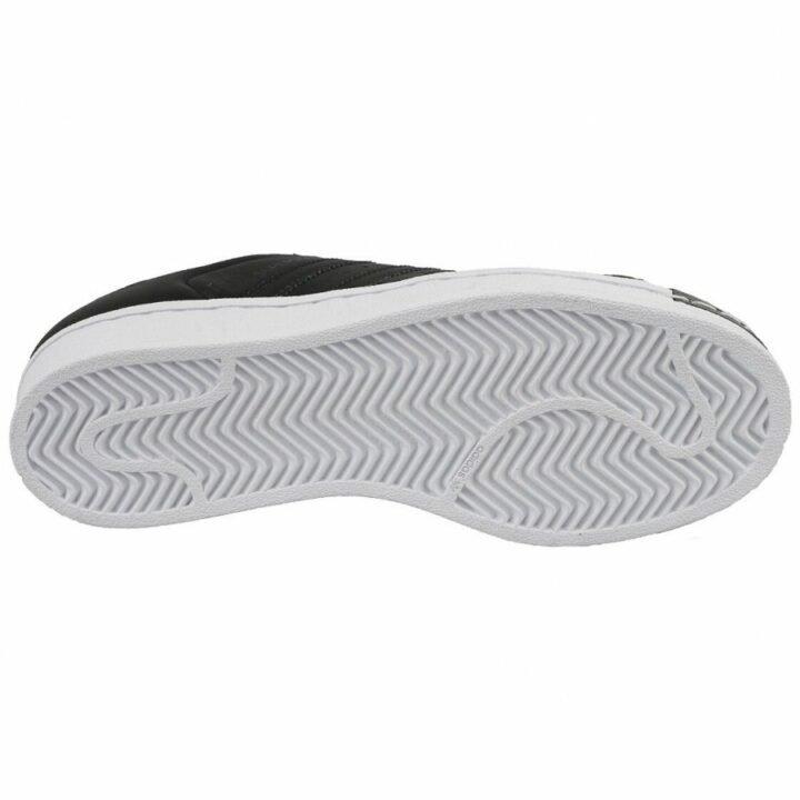 Adidas Superstar Metal fekete utcai cipő