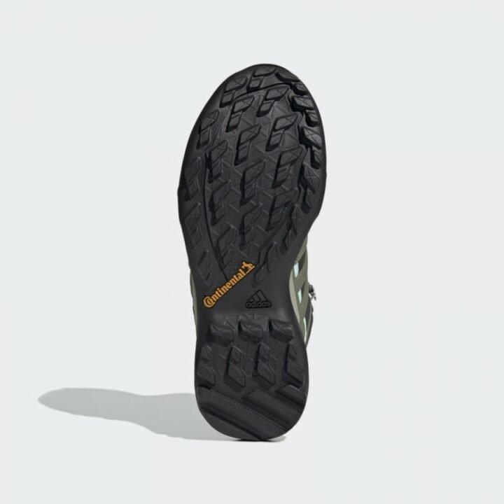 Adidas TERREX SWIFT R2 MID GORE-TEX HIKING szürke női bakancs