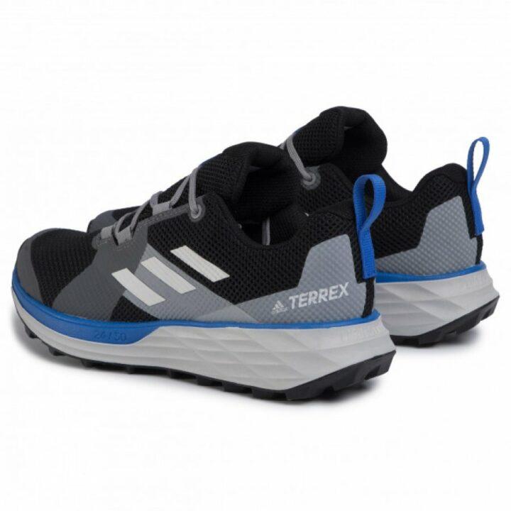 Adidas Terrex Two fekete férfi túracipő