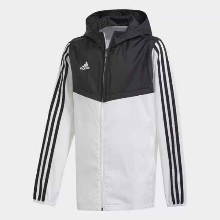 Adidas Tiro Windbreaker fehér dzseki