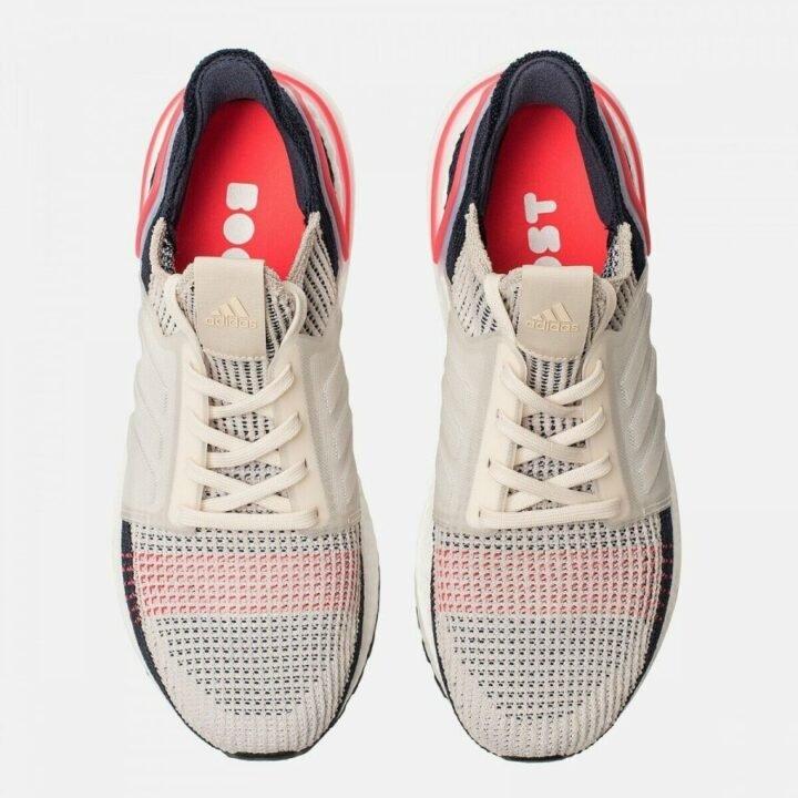 Adidas Ultraboost 19 fehér férfi sportcipő