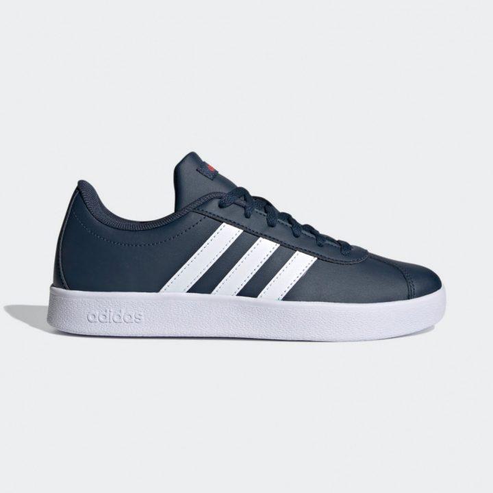 Adidas VL COURT 2.0 K kék utcai cipő