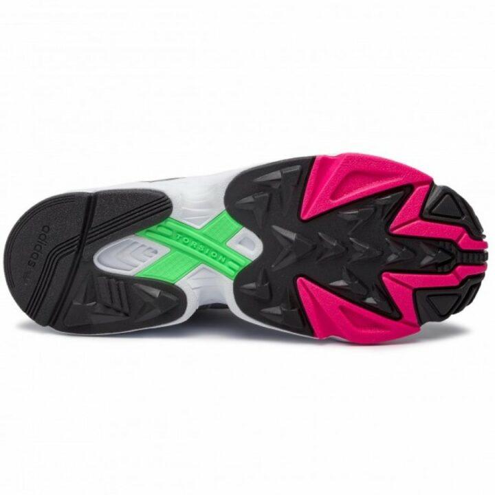 Adidas Yung-96 szürke férfi utcai cipő