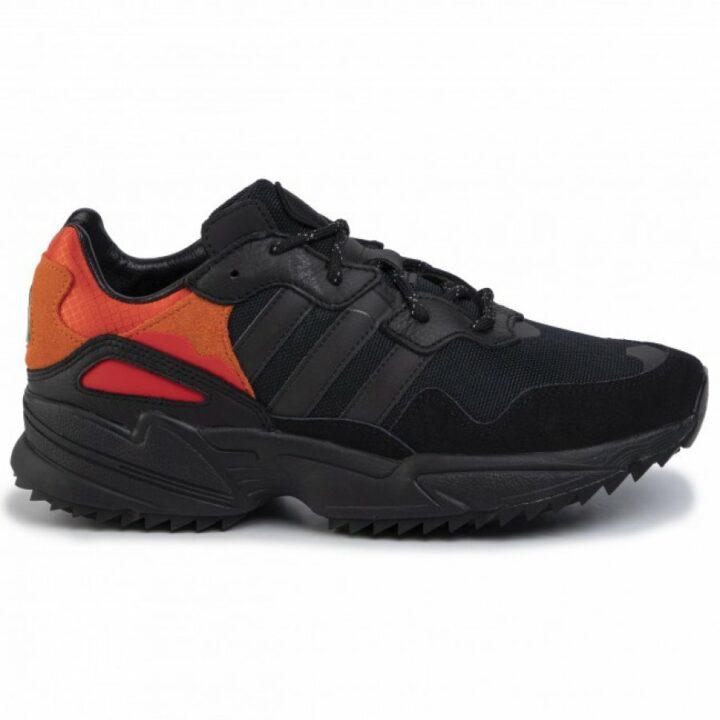 Adidas Yung-96 Trail fekete férfi utcai cipő