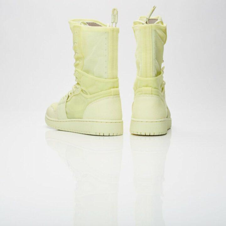 Jordan Jordan 1 Explorer XX zöld női utcai cipő