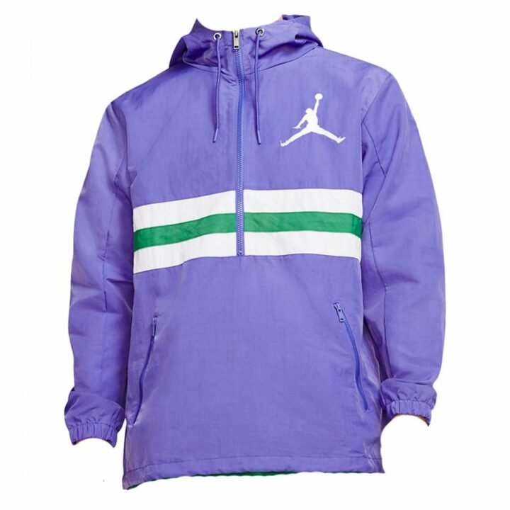 Jordan Jumpman lila férfi dzseki