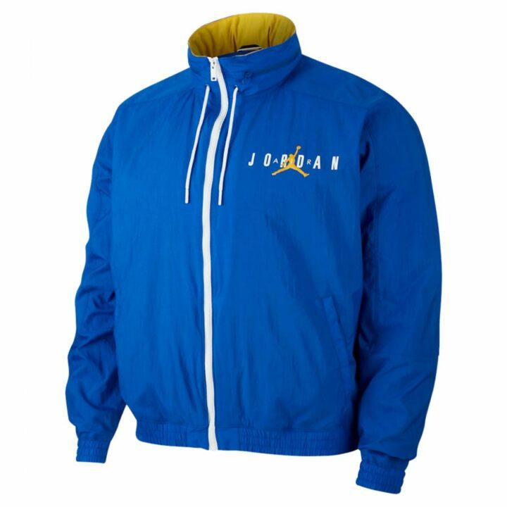 Jordan kék férfi dzseki