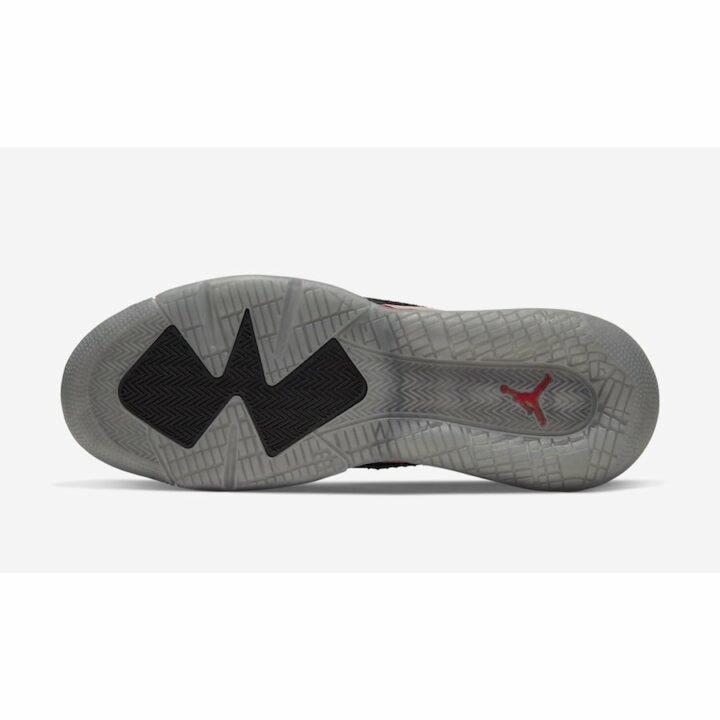 Jordan Mars 270 Low fekete férfi kosárlabdacipő