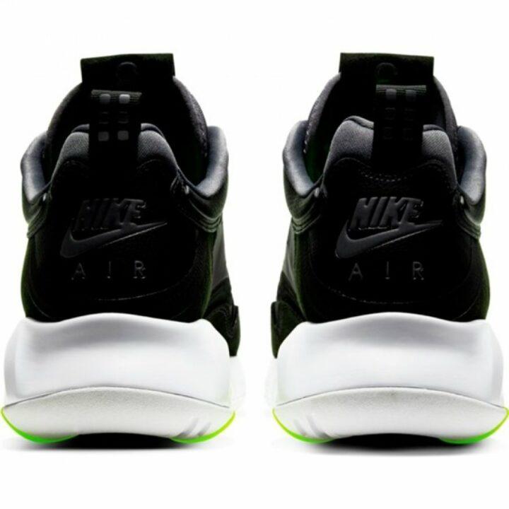 Jordan Max 200 fekete férfi utcai cipő