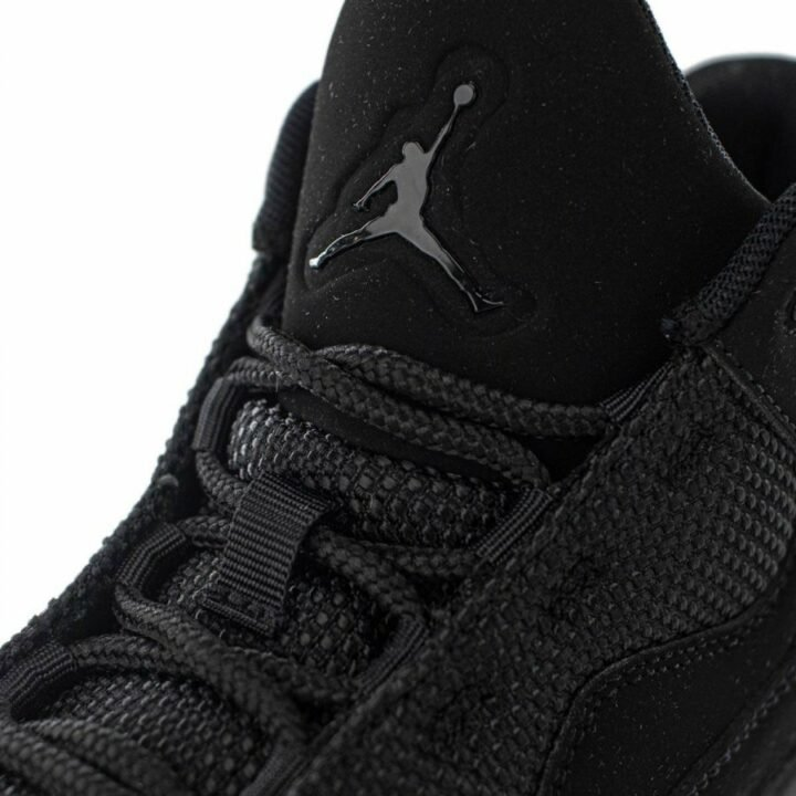 Jordan Max Aura 2 fekete utcai cipő
