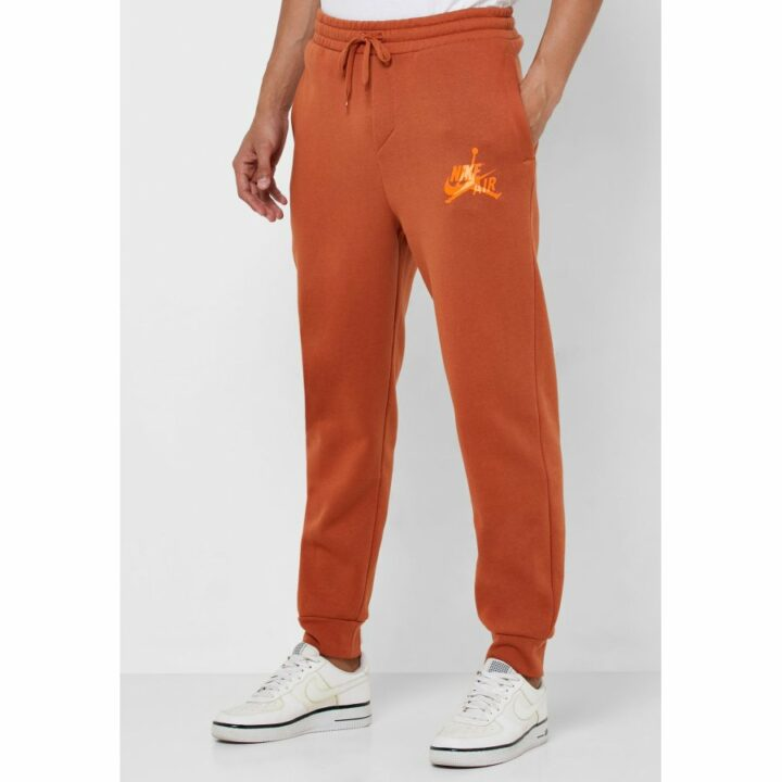 Jordan narancs férfi melegítőnadrág