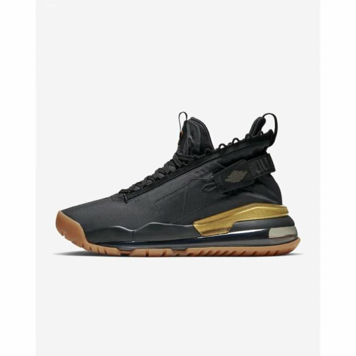 Jordan Proto Max 720 fekete férfi utcai cipő