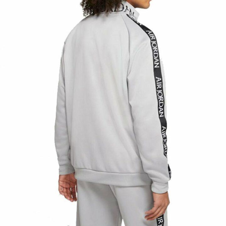 Jordan szürke férfi pulóver