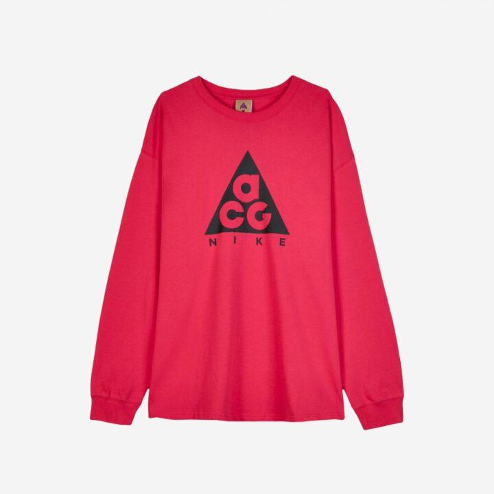 Nike ACG rózsaszín férfi pulóver
