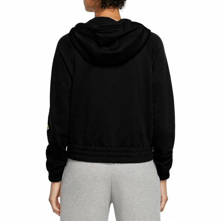 Nike Air fekete női pulóver
