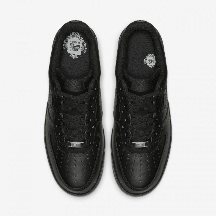 Nike Air Force 1 '07 fekete férfi utcai cipő