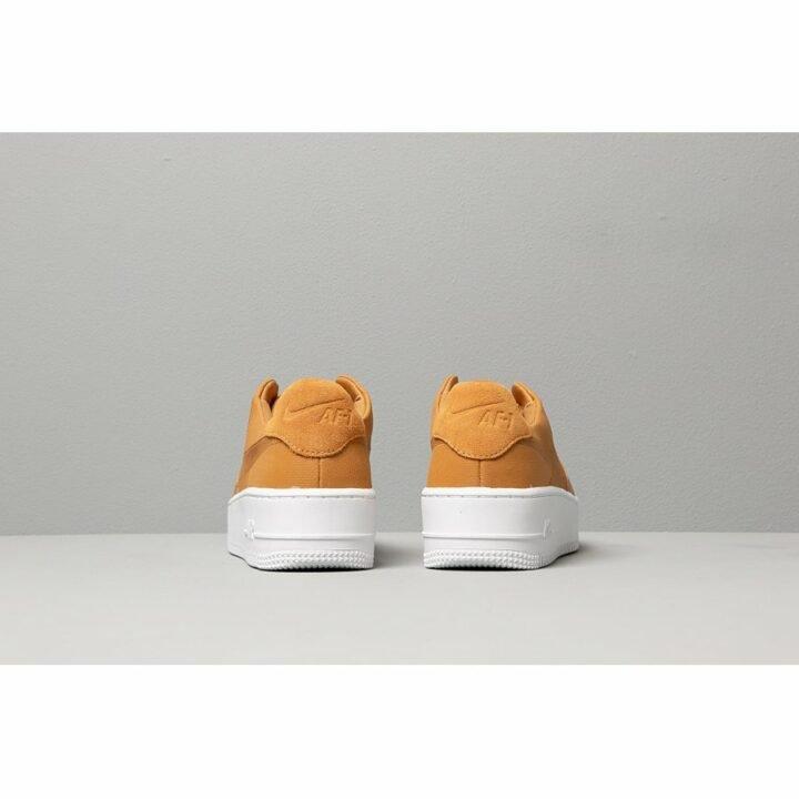 Nike Air Force 1 Sage Low LX barna férfi utcai cipő