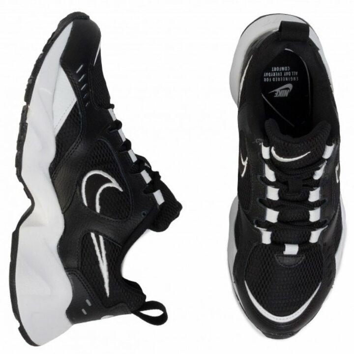 Nike Air Heights fekete férfi utcai cipő
