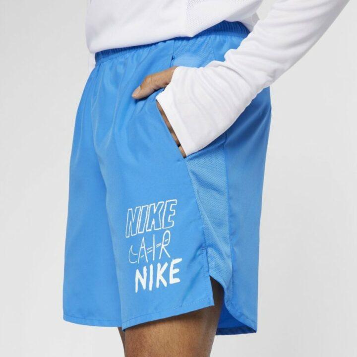 Nike AIR kék férfi rövidnadrág